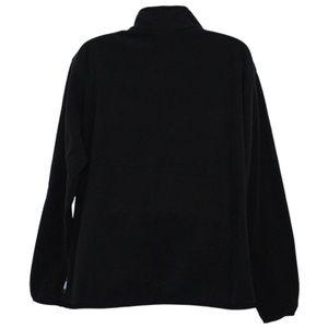 Columbia Jackets & Coats - Columbia Men's Ridge Repeat Half Zip Fleece Black